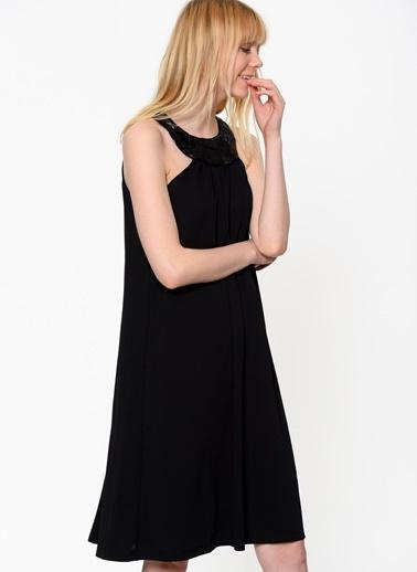 Kolsuz Elbise-Vero Moda